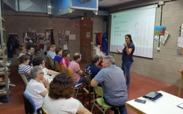 IDCT Project Train the trainers in Xàtiva and Quart the Poblet