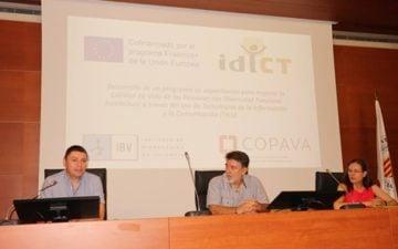 Presentación de resultados del proyecto IDICT