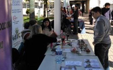II Feria del Voluntariado Universidad Politécnica de Valencia