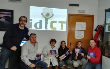 Meeting of the IDCT Project in Xàtiva (Valencia)