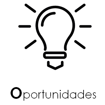 Oportunidades como ideas