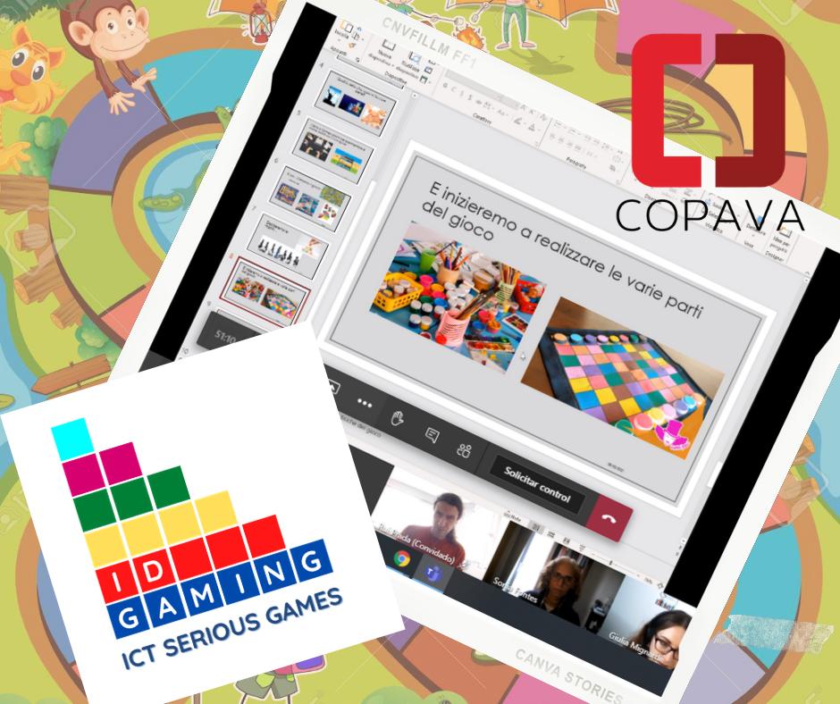 ID-GAMING: nuevo proyecto europeo para COPAVA