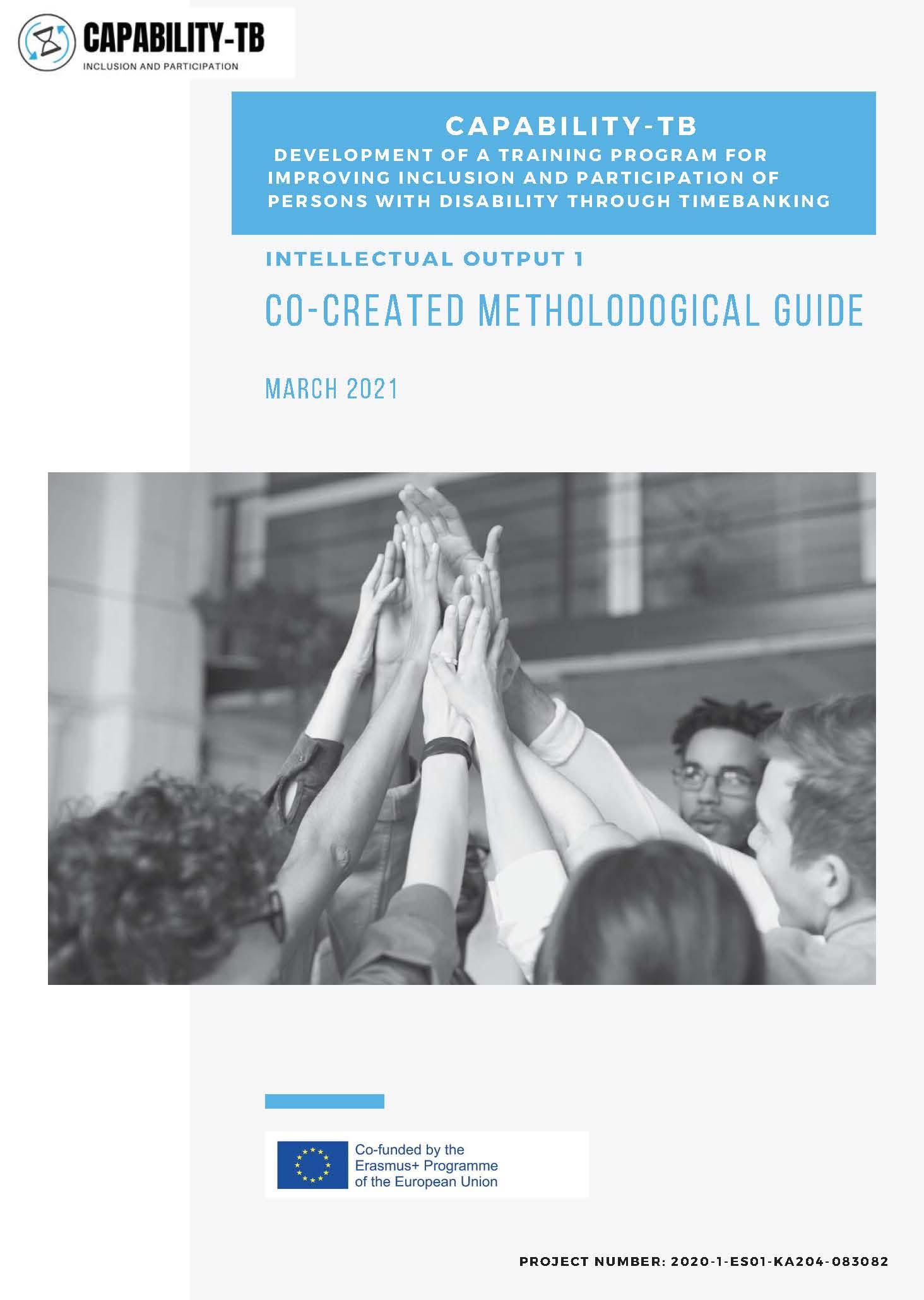 IO1.1 CAPABILITY-TB co-created methodological guide